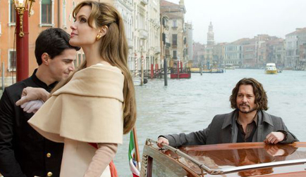 Angelina Jole kino naujienos