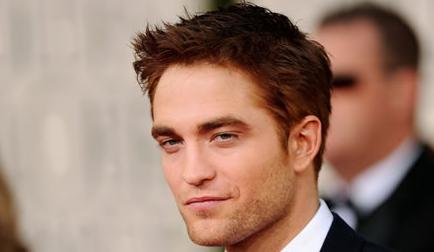 Robertas Pattinsonas kino naujienos