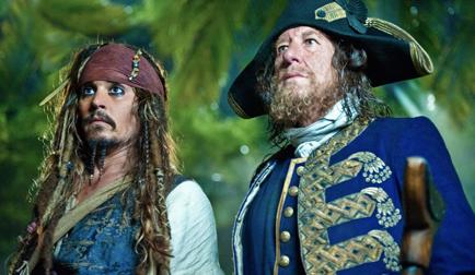 karibu piratai 4 kino naujienos