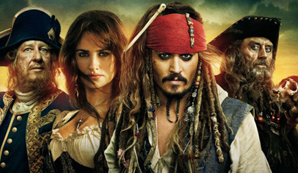 karibu piratai ant keistu bangu kino naujienos