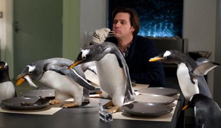 Pono Poperio pingvinai kino naujienos