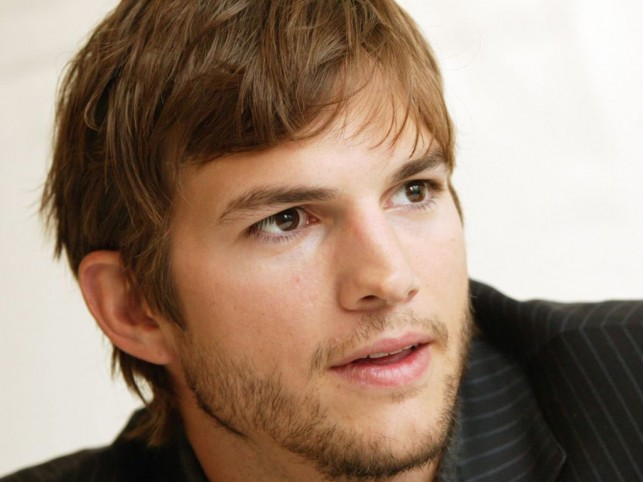 Apie aktoriu ashton Kutcher