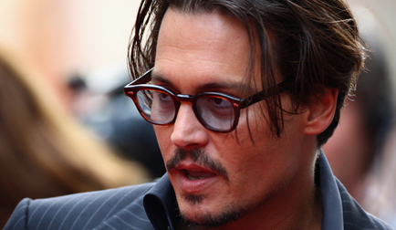 Johnny Depp 2012 kino naujienos