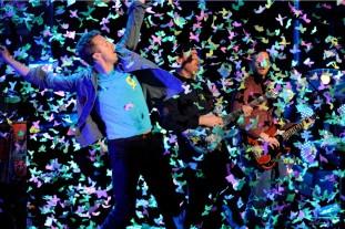 Coldplay Live, 2012 Kino Naujienos