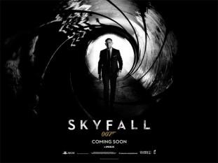 Skyfall 007, 2012 Kino Naujienos