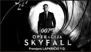 Skyfall 2012 kino naujienos