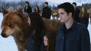The Twilight Saga Breaking Dawn, 2012 Kino Naujienos