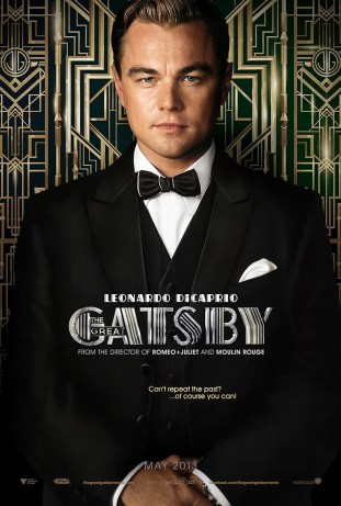 The Great Gatsby filmas