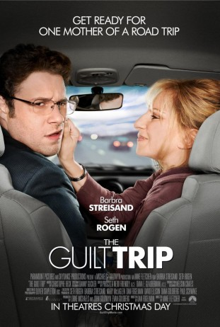 The Guilt Trip filmas